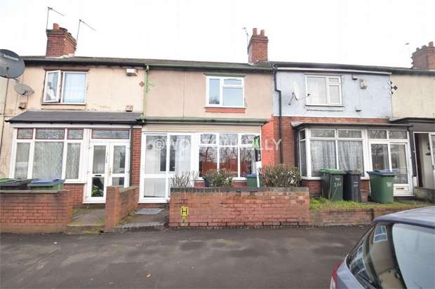 3 Bedrooms Terraced House for sale in Birmingham Road, OLDBURY, West Midlands