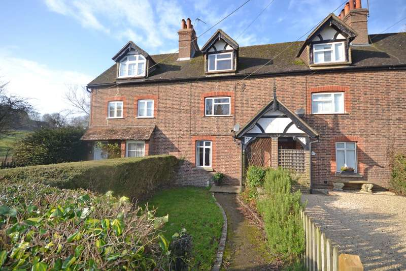 2 Bedrooms Cottage House for sale in Broomers Hill Lane, Pulborough, W Sussex, RH20