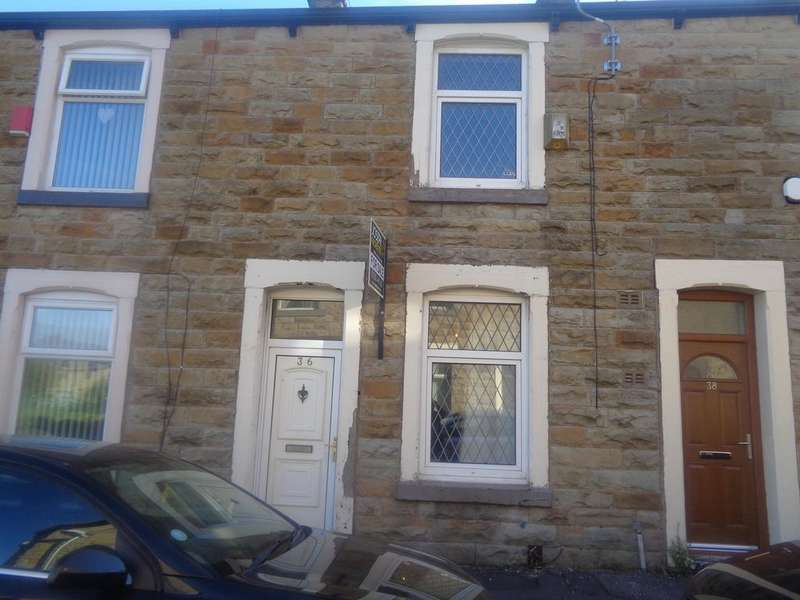 2 Bedrooms Terraced House for sale in Nairne street, Burnley BB11