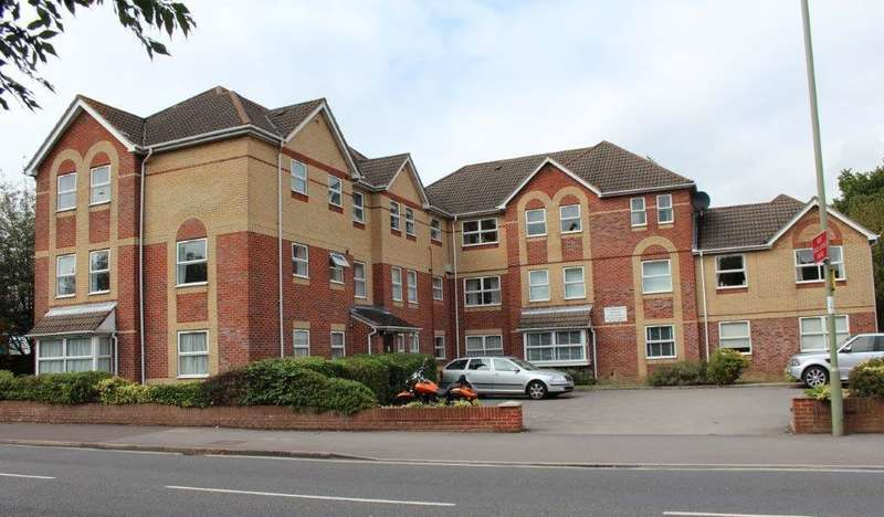 2 Bedrooms Ground Flat for sale in Lower Northam Road, Hedge End SO30