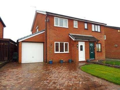 2 Bedrooms Semi Detached House for sale in Grange Drive, Hoghton, Preston, Lancashire