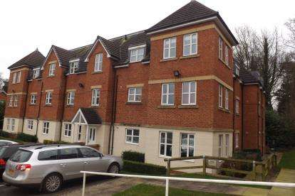 Flat for sale in Summer Drive, Sandbach, Cheshire