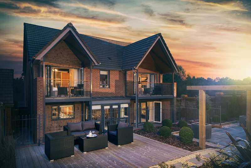 5 Bedrooms Detached House for sale in Bedhampton, Hampshire