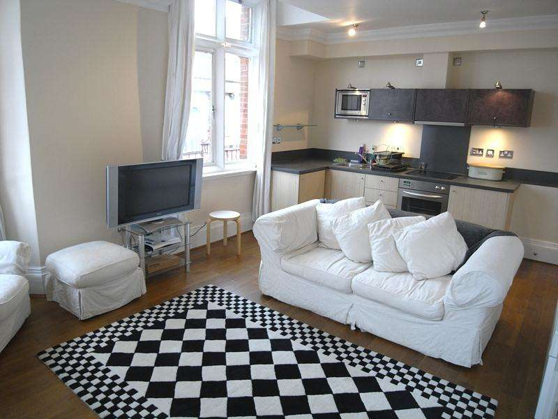 Studio Flat for sale in Chamberlain Court, Edmund Street, Birmingham B3