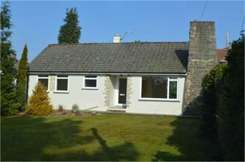 2 Bedrooms Detached Bungalow for sale in Woolsbridge Road, St Leonards, RINGWOOD, Dorset