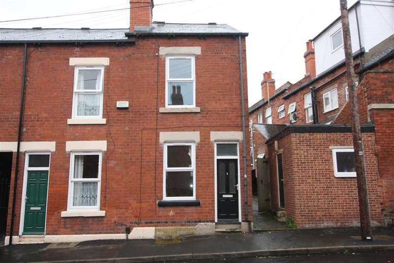 3 Bedrooms Terraced House for rent in Hobart St, Sharrow, Sheffield S11