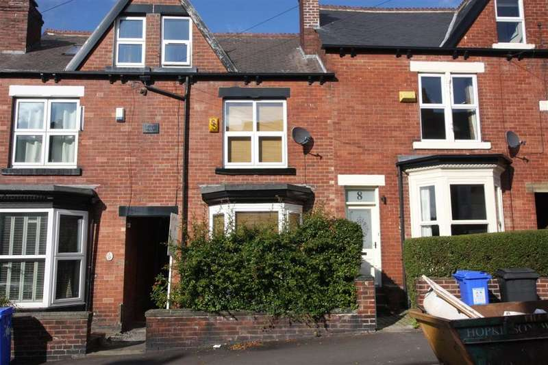 4 Bedrooms Terraced House for rent in Wayland Rd, Sharrow Vale, Sheffield S11