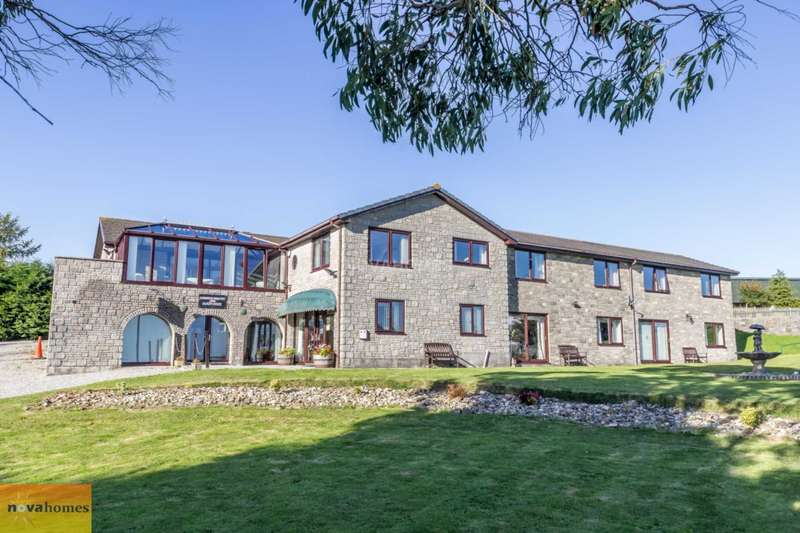 6 Bedrooms Detached House for sale in Harrowbarrow, Callington. PL17