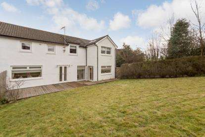 4 Bedrooms Semi Detached House for sale in Castleton Avenue, Newton Mearns