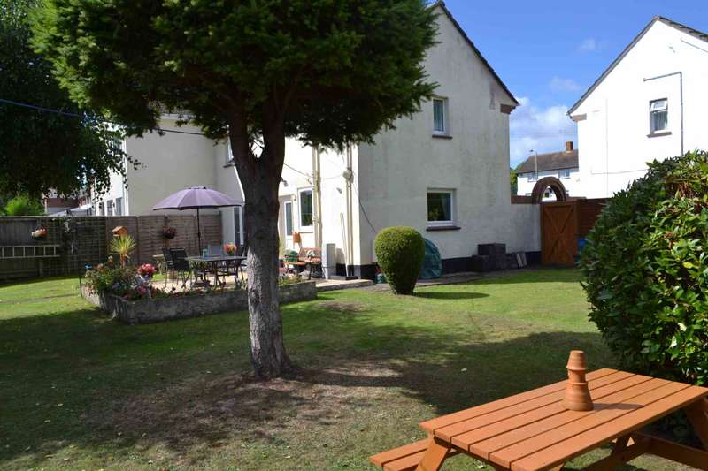 3 Bedrooms End Of Terrace House for sale in Dukes Road, Budleigh Salterton