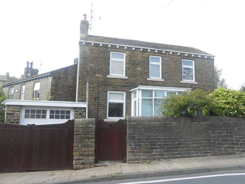 3 Bedrooms Detached House for sale in Crack Lane, Wilsden BD15