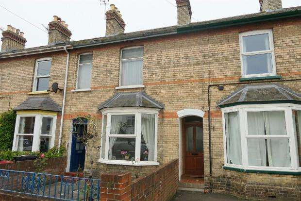 2 Bedrooms Terraced House for sale in Alfred Street, Taunton TA1
