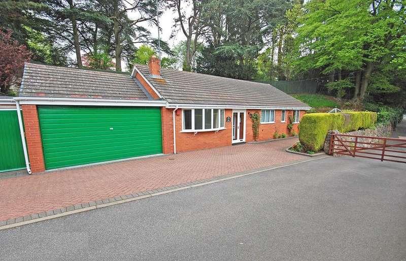 3 Bedrooms Detached Bungalow for sale in Compton Road West, Compton, Wolverhampton WV3