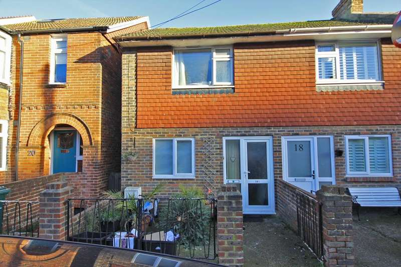 4 Bedrooms Semi Detached House for sale in Hollingdean Terrace, Brighton BN1