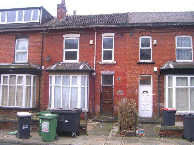 6 Bedrooms Terraced House for rent in Brudenell Mount, Hyde Park