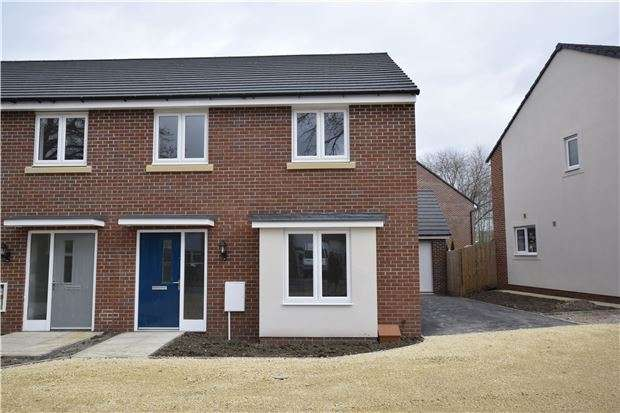 4 Bedrooms Semi Detached House for sale in 111, Arle Road, CHELTENHAM, Gloucestershire, GL51 8LY