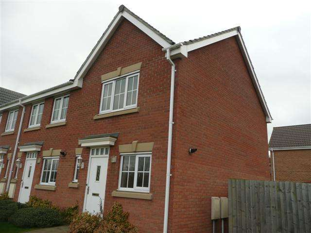 2 Bedrooms Semi Detached House for sale in CHALON CLOSE