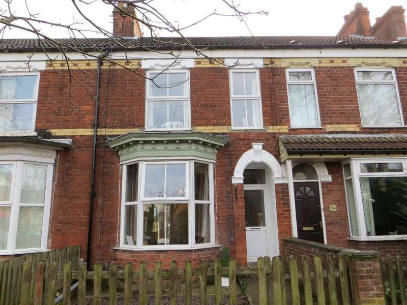 3 Bedrooms Terraced House for sale in Ella Street, Hull, East Yorkshire, HU5 3AT