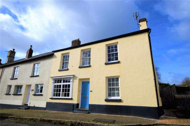 5 Bedrooms End Of Terrace House for sale in Fore Street, Winkleigh, Devon