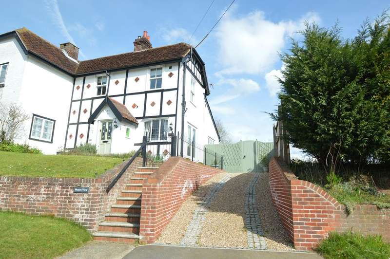 2 Bedrooms Semi Detached House for sale in Church Street, Great Maplestead, Halstead CO9