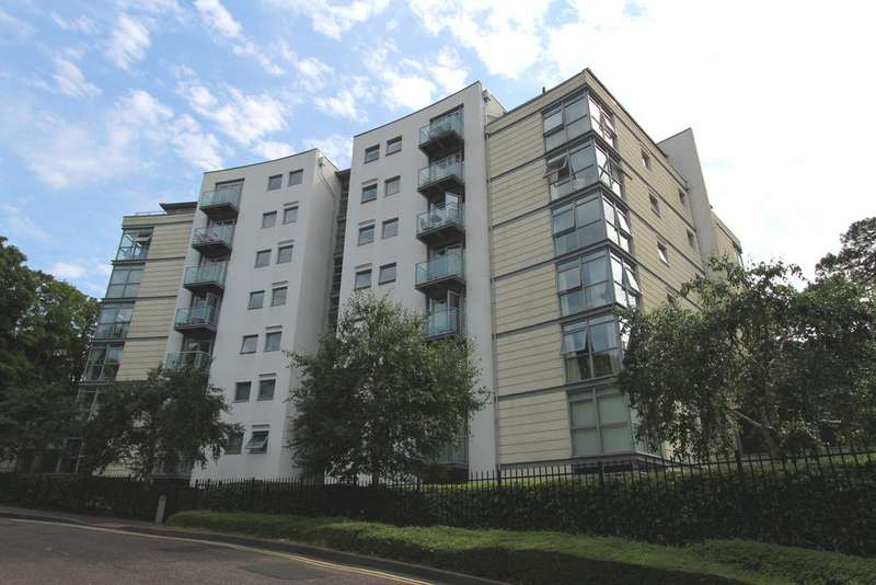 2 Bedrooms Apartment Flat for sale in The Pinnacle, 57 St. Peters Road, Bournemouth BH1