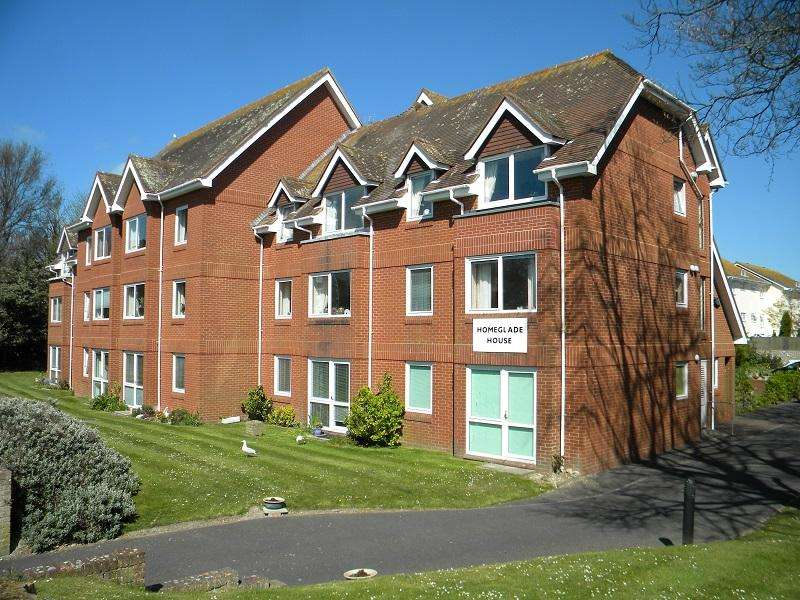 1 Bedroom Retirement Property for sale in homeglade house, st johns road, eastbourne bn20