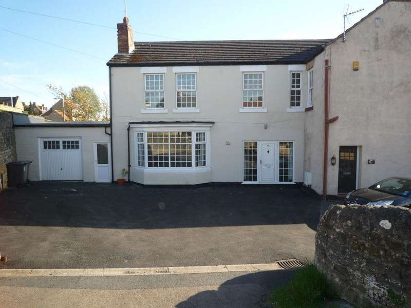 3 Bedrooms Semi Detached House for sale in Main Street, Palterton, Chesterfield, Derbyshire, S44 6UR