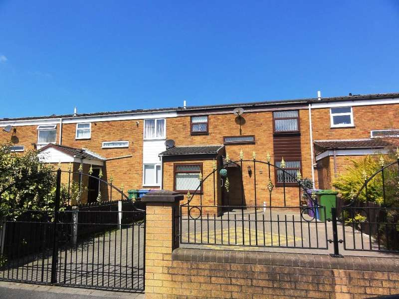 3 Bedrooms Town House for sale in Gladsville Road, Netherley, Liverpool L27