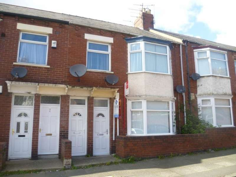 3 Bedrooms Flat for sale in Richmond Road, South Shields
