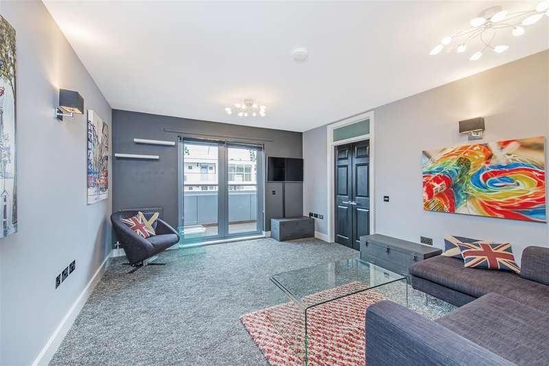 2 Bedrooms Flat for sale in 11 Old Paradise Street, Nine Elms, London, SE11