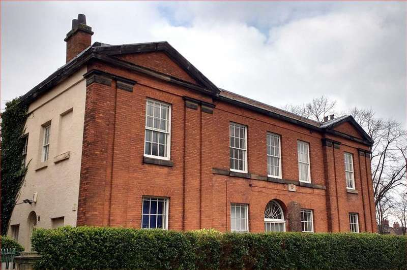 2 Bedrooms Flat for sale in Chapel Street, Macclesfield