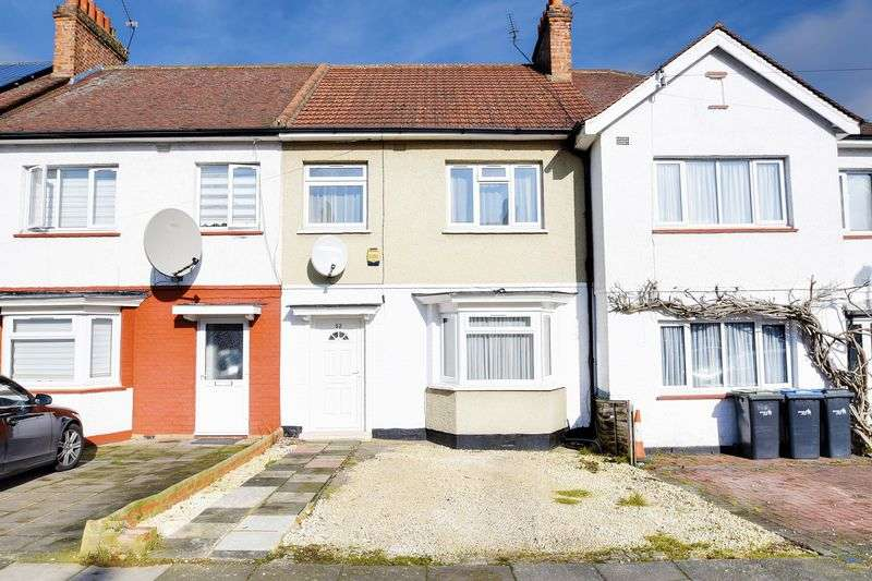 3 Bedrooms Terraced House for sale in Lister Gardens, Edmonton