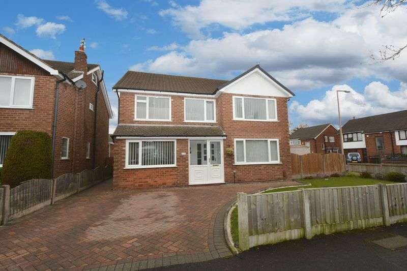4 Bedrooms Detached House for sale in Queensway, Heald Green, Cheadle