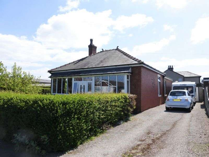 3 Bedrooms Detached Bungalow for sale in Moss Lane, Hesketh Bank, Preston