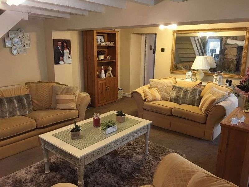 4 Bedrooms Detached House for sale in Llangristiolus, Bodorgan, Anglesey