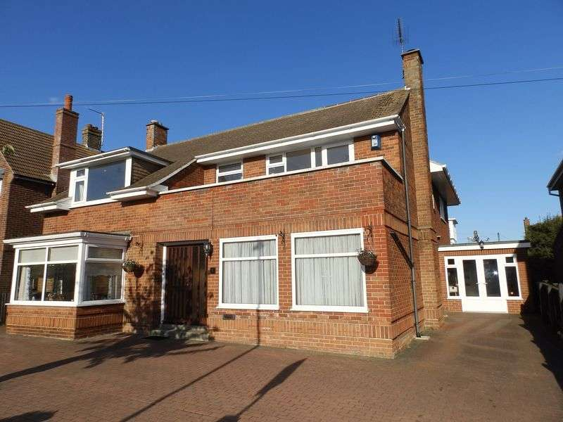 4 Bedrooms Detached House for sale in Buxton Avenue, Gorleston, Great Yarmouth