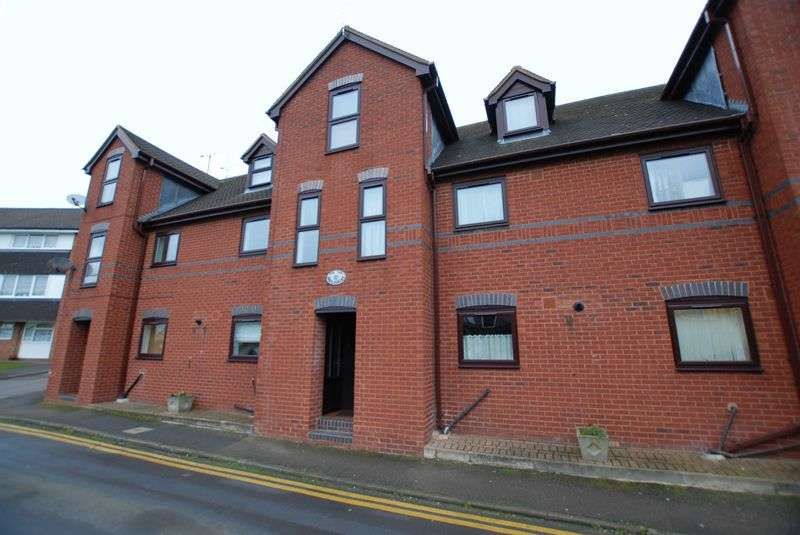 2 Bedrooms Flat for sale in Saul Court, Stone Road, Uttoxeter