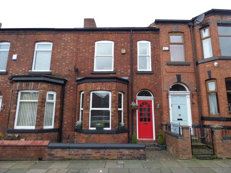 3 Bedrooms Terraced House for sale in Acre Street, Manchester