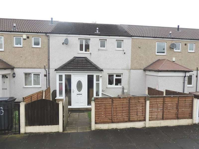 2 Bedrooms Property for sale in Worthington Close, HYDE