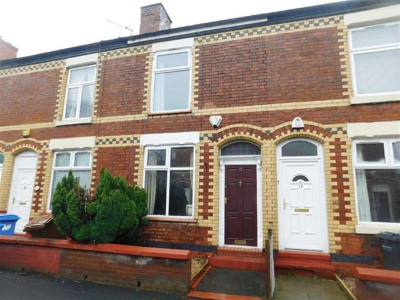 2 Bedrooms Property for sale in Arnold Street, Edgeley, Stockport