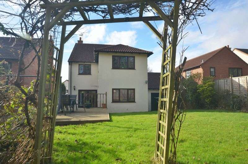 4 Bedrooms Detached House for sale in Eagle Close, Newton Abbot