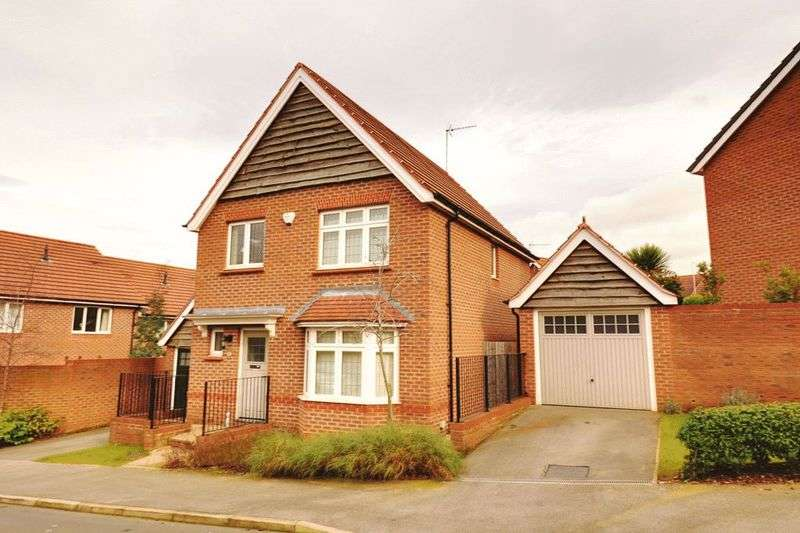 3 Bedrooms Detached House for sale in Clipson Crest, Barton-upon-Humber