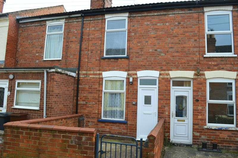 2 Bedrooms House for sale in Connaught Terrace, Lincoln