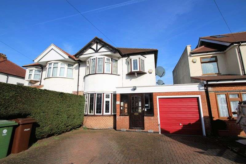 3 Bedrooms Semi Detached House for sale in Chestnut Drive, Pinner