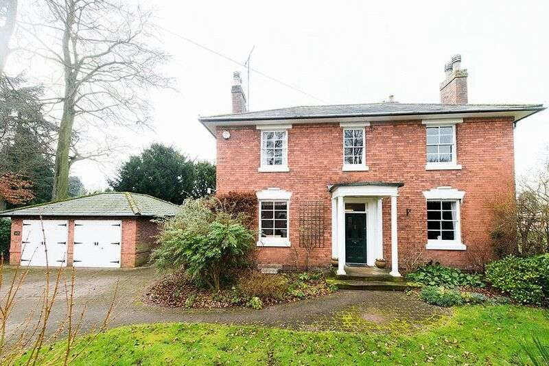 4 Bedrooms Detached House for sale in Blakebrook, Kidderminster DY11 6AP