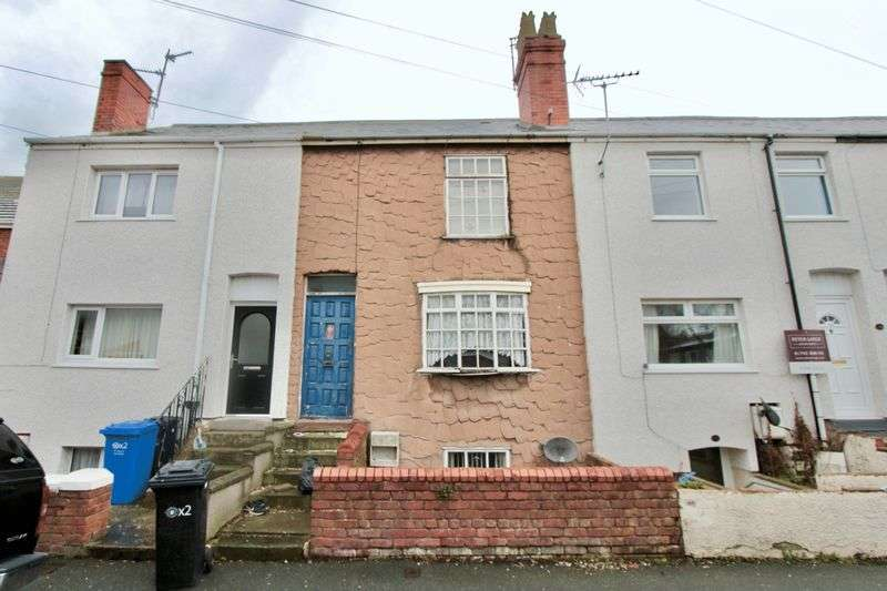 4 Bedrooms Terraced House for sale in Maes Y Groes, Prestatyn