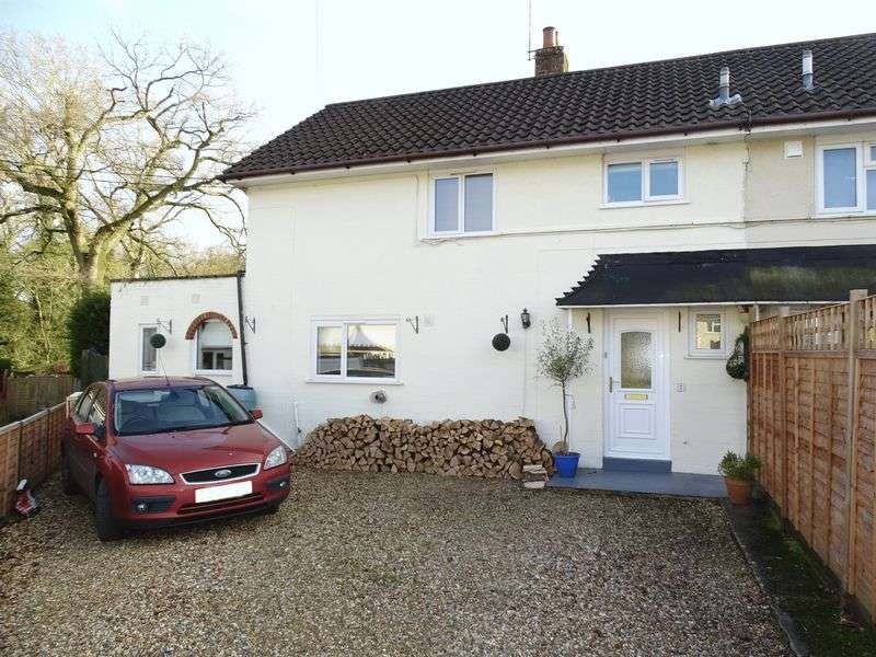 3 Bedrooms Semi Detached House for sale in Oak Close, Farley