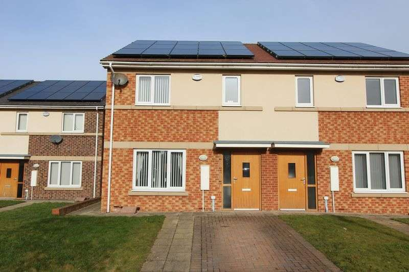 2 Bedrooms Semi Detached House for sale in Spring Drive, Houghton Le Spring