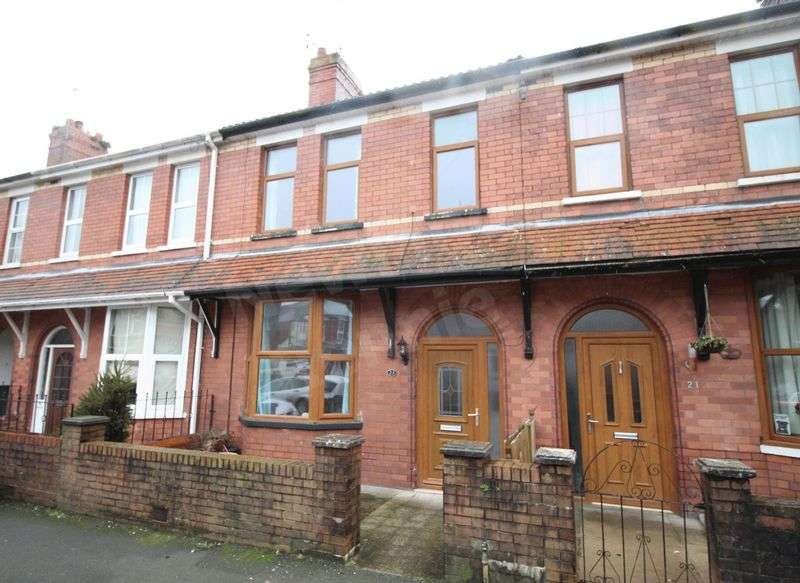 3 Bedrooms Terraced House for sale in Penllyn Avenue, Newport