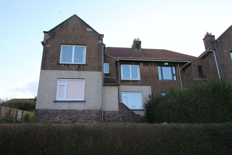 3 Bedrooms Flat for sale in Kennedy Crescent, Kirkcaldy